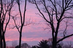 Abington sunset 2015-02-24 17.56.39