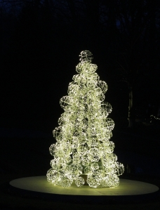 Longwood Gardens Light Ball Tree 2014-12-21 17.07.09