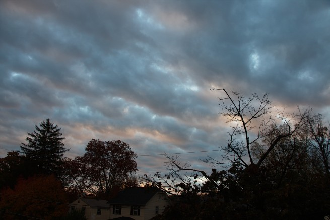 Morning clouds easterly view 2015-10-29 07.42.16