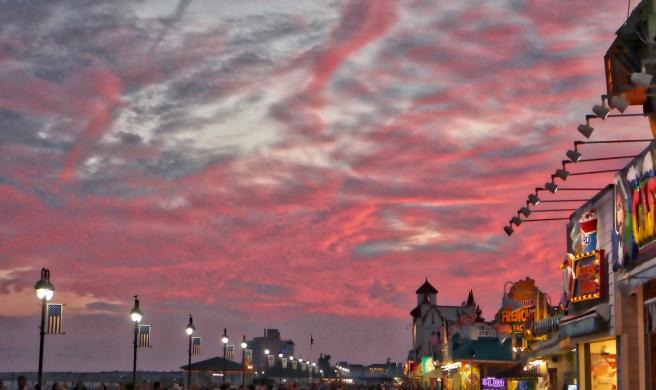 Pink clouds Landscape 2014-09-07 19.32.35_HDR
